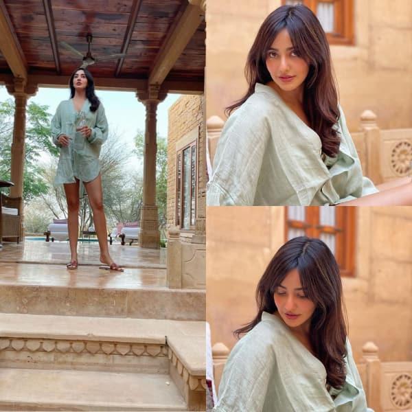 Neha Sharma's gorgeous vacation