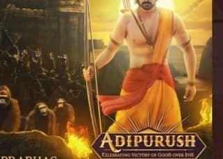 Adipurush: On Ram Navami, Prabhas fans flood social media with fan-made edits of the superstar as Lord Ram — view pics