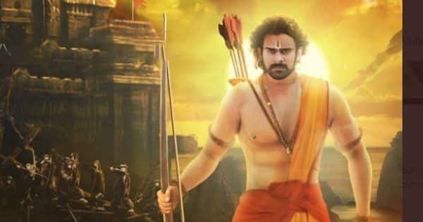 Adipurush: On Ram Navami, Prabhas fans flood social media with fan-made edits of the superstar as Lord Ram — - Bollywood Life