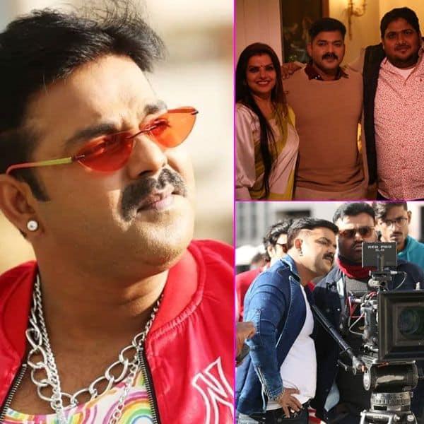 पवन सिंह पूरी की अपकमिंग फिल्म 'सौतन' की शूटिंग
