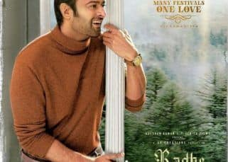 Radhe Shyam: Prabhas looks like he smitten by someone in new poster