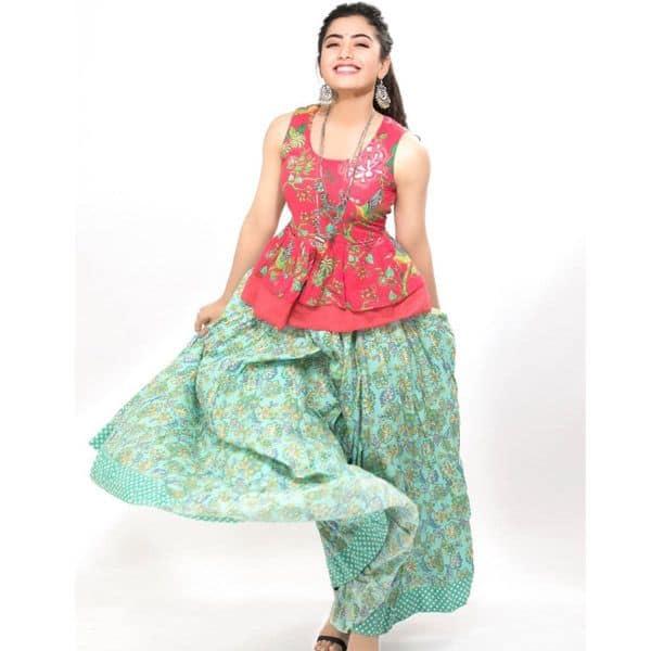 The Classy ghagra dress