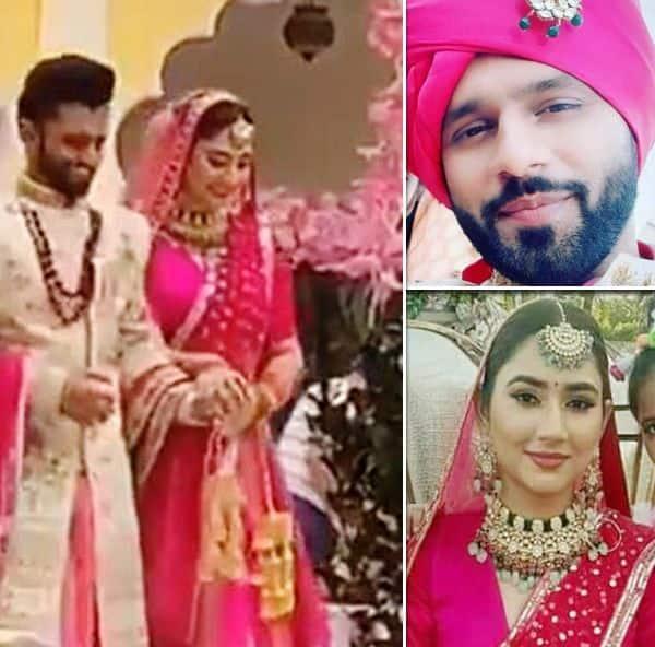 तो क्या राहुल वैद्य और दिशा परमार ने रचा ली शादी ?