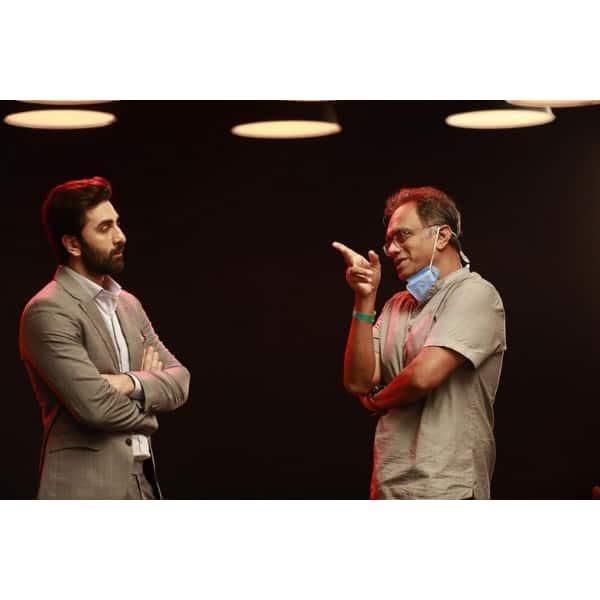 Ranbir Kapoor on Netflix?