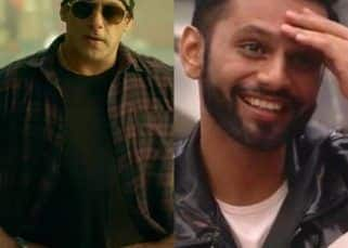 OMG! Here's what Rahul Vaidya had to say after seeing his Bigg Boss 14 host, Salman Khan's Radhe trailer – watch video