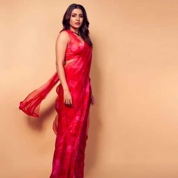 इंडियन लुक में कमाल लगती हैं सामंथा अक्किनेनी (Samantha Akkineni)
