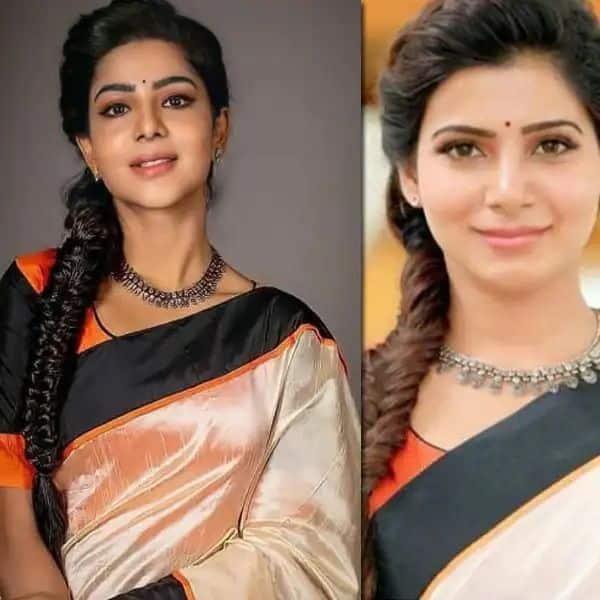 Samantha Akkineni's lookalike Pavithra Lakshmi