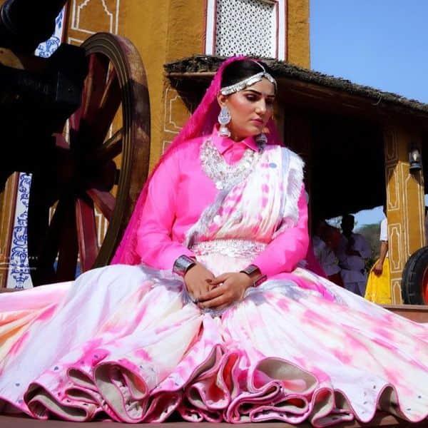 सपना चौधरी के चेहरे के नूर ने जीता दिल