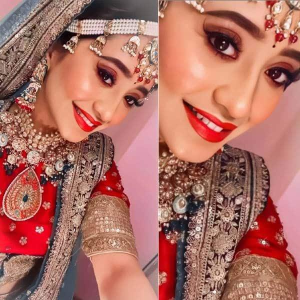 Shivangi Joshi aka Sirat has made us fall in love with her all over again