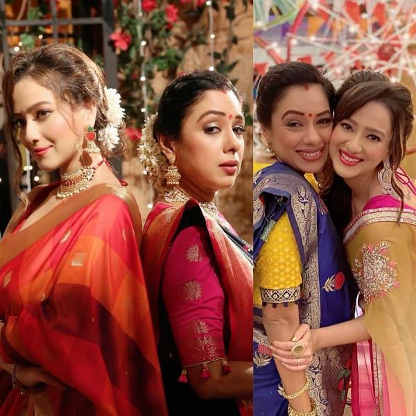 Rupali Ganguly-Madalsa Sharma