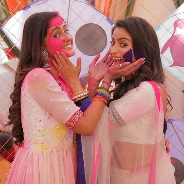 Ayesha Singh-Aishwarya Sharma
