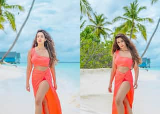 Bigg Boss 12's Srishty Rode is having a gala time in the Maldives, and THESE pictures are proof