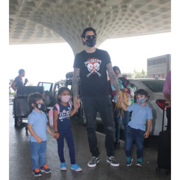 Sunny Leone's kids