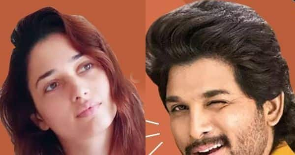 Tamannaah Bhatia has a special wish for Allu Arjun's Pushpa and we hope it comes true