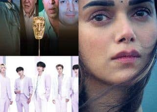 Trending Entertainment News Today: BAFTA 2021, new record by BTS' Film Out, Aditi Rao Hydari's first look in Maha Samudram