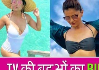 From Hina Khan to Rubina Dilaik: These TV bahus went from 'sanskaari' to sexy with their bikini avatars