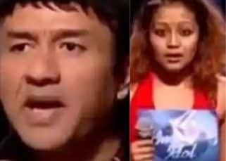 Indian Idol: Time when judge Anu Malik slapped himself after hearing contestant Neha Kakkar's singing - watch throwback video