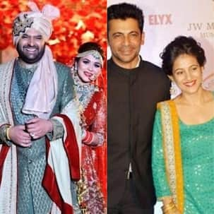From Kapil Sharma to Sunil Grover: Meet lesser known partners of popular comedians