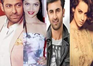 Salman Khan-Deepika Padukone, Ranbir Kapoor-Kangana Ranaut and more Bollywood celebs who do NOT want to work together