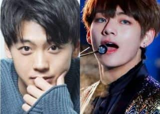 Japanese actor Ryoma Takeuchi is smitten by BTS' V! Check out what he has to say