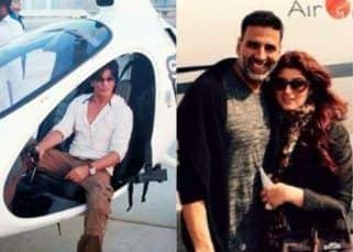 Shah Rukh Khan, Akshay Kumar, Amitabh Bachchan and other Bollywood high flyers who own private jets