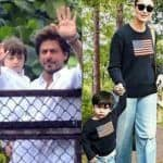 From Shah Rukh Khan-AbRam Khan to Kareena Kapoor Khan-Taimur Ali Khan: These 7 celebs nail the twinning game with their kids and how!