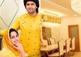 Sasural Simar Ka actress Dipika Kakar and Shoaib Ibrahim give a sneak peek of their newly-renovated Mumbai house – view pics
