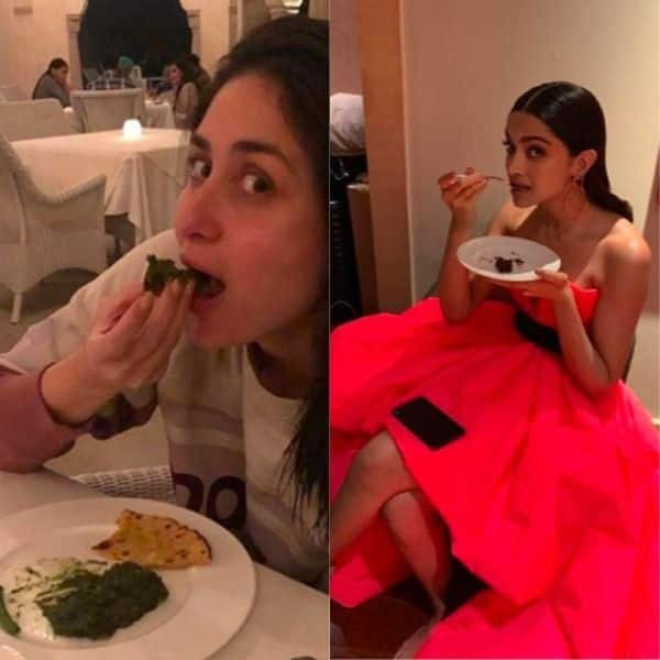 Here is a list of what our favorite actors love to binge on their cheat days.