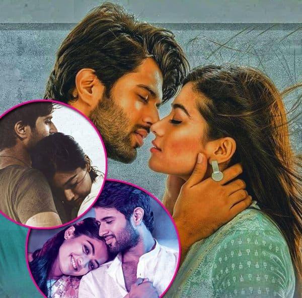 Vijay Deverakonda and Rashmika Mandana set the screen on fire with their crackling chemistry