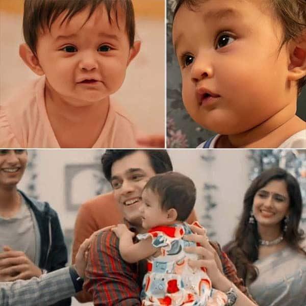 'ये रिश्ता क्या कहलाता है' की Akshu Baby ने बटोरी सारी लाइमलाइट
