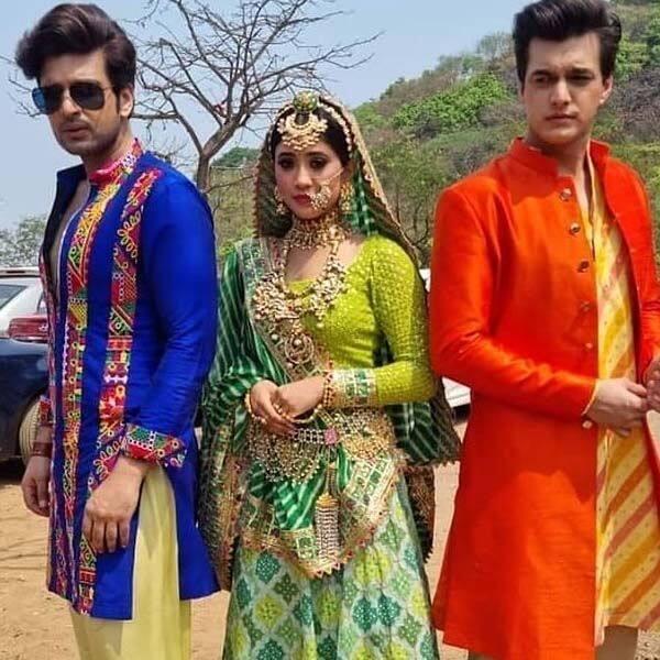 फिल्मसिटी पहुंची 'ये रिश्ता क्या कहलाता है' (Yeh Rishta Kya Kehlata Hai) की टीम