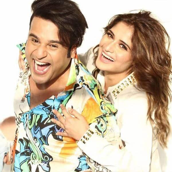 Arti Singh and Krushna Abhishek