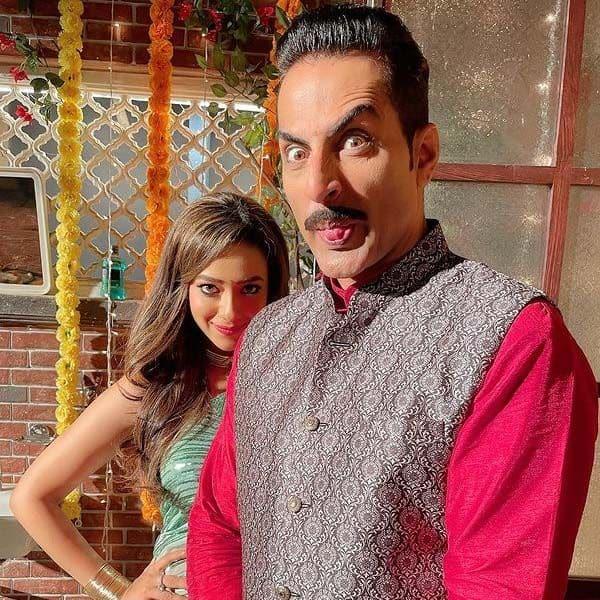 Awesome pics of Sudhanshu Pandey and Madalsa Sharma