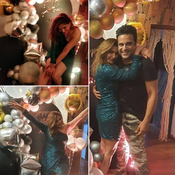 आरती सिंह (Arti Singh) ने मनाया जन्मदिन