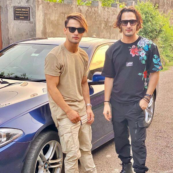 Asim Riaz and Umar Riaz