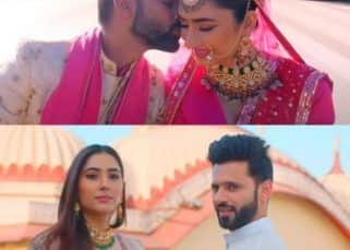 Madhanya song: Rahul Vaidya and Disha Parmar's adorable romance will make you eager for their real wedding