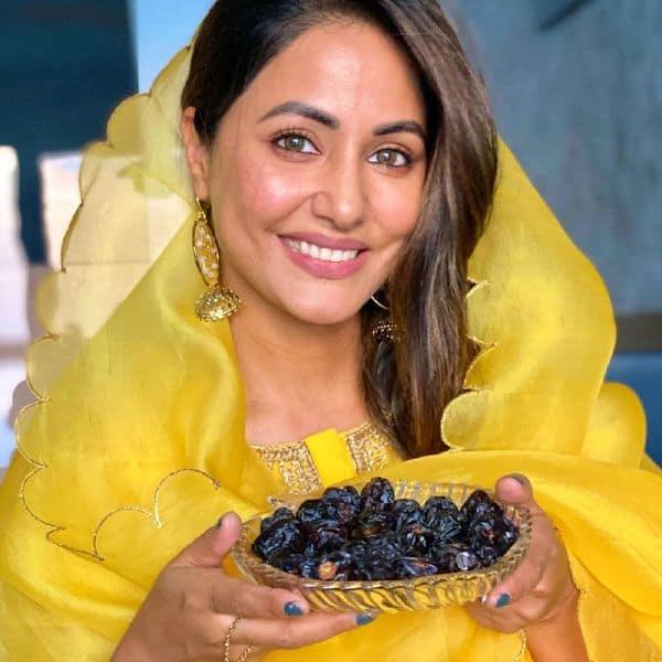 फैंस को खास अंदाज में हिना खान (Hina Khan) ने कहा 'रमजान मुबारक'