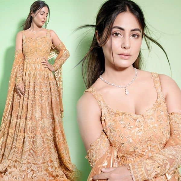 Beauty in an Anarkali