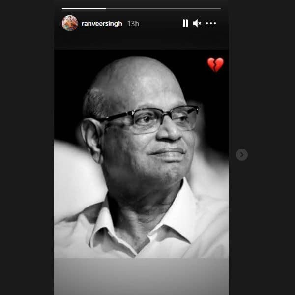 Kishore Nandalsarkar died