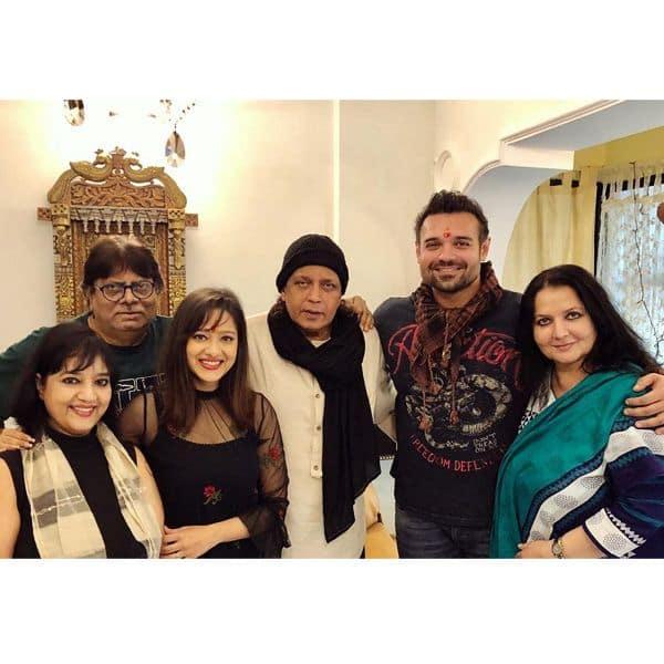 मिथुन चक्रवर्ती (Mithun Chakraborty) के बेटे से हुई है मदालसा शर्मा (Madalasa Sharma) की शादी