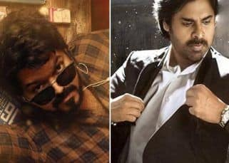 Pawan Kalyan's Vakeel Saab BEATS Thalapathy Vijay's Master by achieving THIS box-office feat