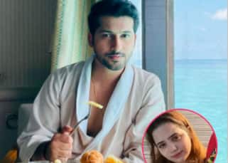 Namish Taneja recounts the pain of being separated from wife Aanchal Sharma in the middle of their Maldives vacation after testing positive for COVID-19