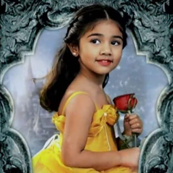 ब्यूटी एंड द बीस्ट की राजकुमारी बनीं अल्लू अरहा (Allu Arha)