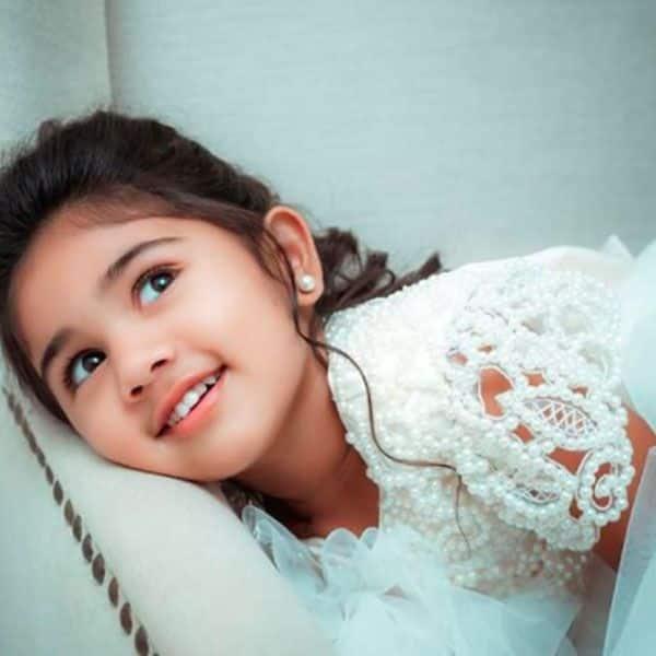 सिर्फ 4 साल की हैं अल्लू अरहा (Allu Arha)