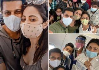 Ghum Hai Kisikey Pyaar Meiin: Neil Bhatt-Aishwarya Sharma ने भरी गोवा के लिए उड़ान, एयरपोर्ट पर दिखी पूरी टीम