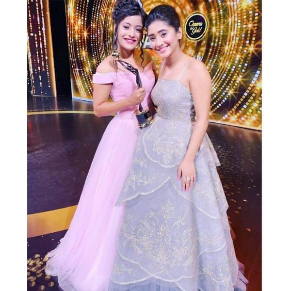 Shivangi Joshi and Sheetal Joshi