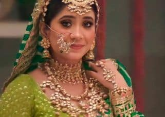 Yeh Rishta Kya Kehlata Hai: Shivangi Joshi's mesmerising looks for Gangaur episode will leave you awestruck
