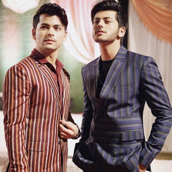 Siddharth Nigam and Abhishek Nigam