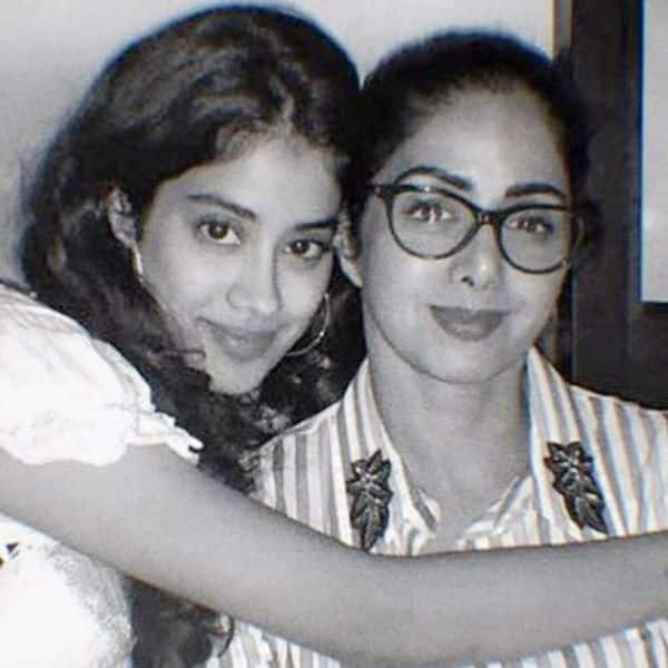 श्रीदेवी-जाह्नवी कपूर (Sridevi-Janhvi Kapoor)