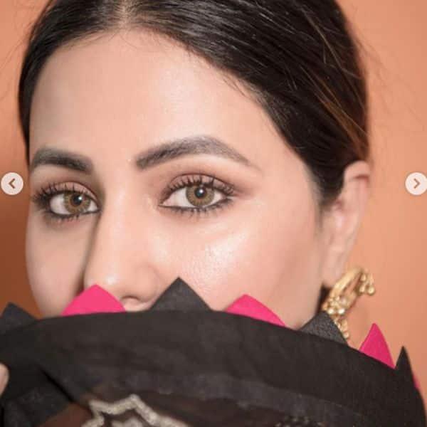हिना खान (Hina Khan) की बोलती आंखों ने खोला राज